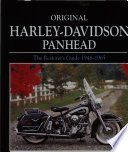Original Harley Davidson Panhead