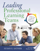 Leading Professional Learning Teams