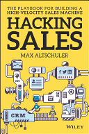 Hacking Sales Book