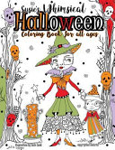 Susie s Whimsical Halloween Coloring Book for All Ages