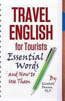 Travel English for Tourists Book PDF