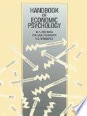 Handbook of Economic Psychology