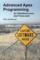 Advanced Apex Programming