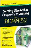 Getting Started in Property Investment For Dummies   Australia