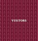 Visitors Book Guest Book Visitor Record Book Guest Sign In Book Visitor Guest Book
