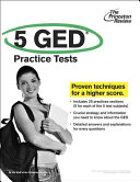 5 GEd Practice Tests