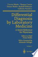 Differential Diagnosis By Laboratory Medicine