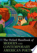 The Oxford Handbook Of Modern And Contemporary American Poetry book