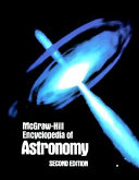 McGraw Hill Encyclopedia of Astronomy