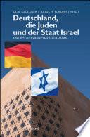 Deutschland, die Juden und der Staat Israel