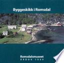 Romsdalsmuseet Årbok 1999