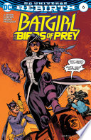Batgirl and the Birds of Prey  2016    6