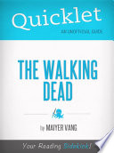 Quicklet on The Walking Dead Season 1