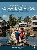 Adaptation to Climate Change