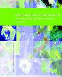 Interpreting Educational Research