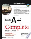 Comptia A Complete Study Guide Deluxe Edition