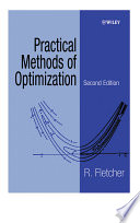 Practical Methods Of Optimization book