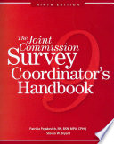 The Joint Commission Survey Coordinator S Handbook