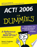 ACT  2006 For Dummies