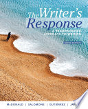 The Writer s Response  A Reading Based Approach to Writing