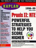 Kaplan Praxis II 1998 99