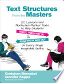 Text Structures From the Masters