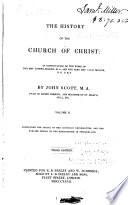 The History of the Church of Christ: Comprising the sequel of the Lutheran reformation, and the earlier period of the Reformation in Switzerland