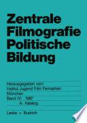 Zentrale Filmografie Politische Bildung