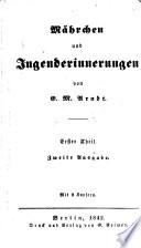 Märchen und Jugenderinnerungen