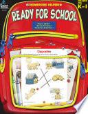 Ready for School  Grades PK   1