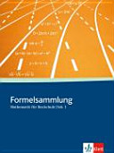 Formelsammlung Mathematik für Realschule, Sek. I