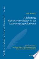 Adoleszente Wehrmachtssoldaten in der Nachkriegsjugendliteratur