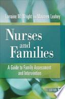 Nurses And Families