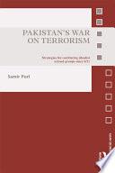 Pakistan S War On Terrorism