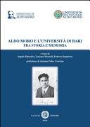 Aldo Moro e l universit   di Bari fra storia e memoria