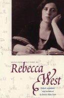 Selected Letters of Rebecca West