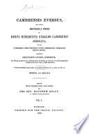 Cambrensis eversus, seu potius Historica fides in rebus hibernicis Giraldo Cambrensi abrogata