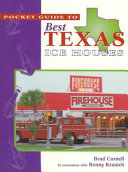Pocket Guide to Best Texas Ice Houses