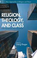 Religion  Theology  and Class