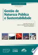 Gestão de natureza pública e sustentabilidade