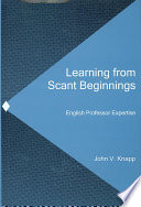 Learning from Scant Beginnings