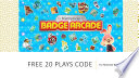 Nintendo Badge Arcade free code for 20 plays!