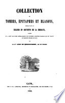 Collection de tombes