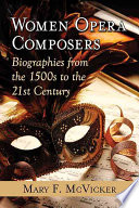 Read Women Opera Composers