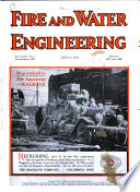 Fire and Water Engineering