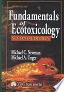 Fundamentals of Ecotoxicology  Second Edition