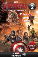 Marvel S Avengers Age Of Ultron Friends And Foes