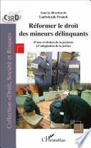 R Former Le Droit Des Mineurs D Linquants