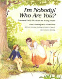 I m Nobody  Who are You