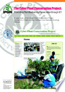 The Cyber Plant Conservation Project: Promoting Plant Biodiversity Conservation through ICT